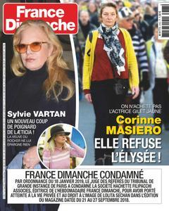 France Dimanche - 01 mars 2019