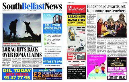 South Belfast News – January 17, 2019