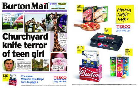 Burton Mail – June 21, 2018