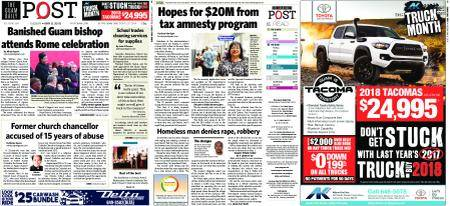 The Guam Daily Post – May 08, 2018