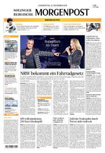 Solinger Morgenpost – 21. November 2019