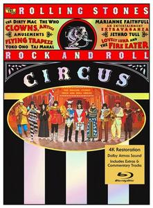 The Rolling Stones - Rock and Roll Circus (2019) [Blu-ray, 1080p]