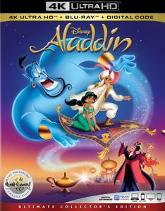 Aladdin (1992) [4K, Ultra HD]
