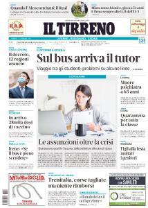 Il Tirreno Livorno - 12 Gennaio 2021
