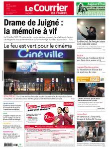 Le Courrier de l'Ouest Cholet – 18 juillet 2019
