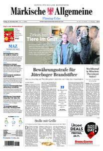 Märkische Allgemeine Fläming Echo - 24. November 2017