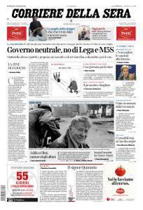Corriere della Sera - 8 Maggio 2018