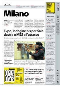 la Repubblica Milano - 14 Dicembre 2017