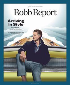 Robb Report USA - September 2019