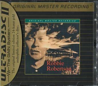 Robbie Robertson - Robbie Robertson (1987) [MFSL UDCD 618]