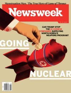 Newsweek USA - July 21, 2017