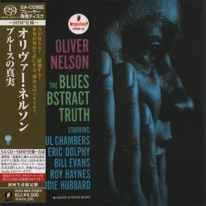 Oliver Nelson - The Blues And The Abstract Truth (1961) [Japanese Limited SHM-SACD 2011] PS3 ISO + Hi-Res FLAC