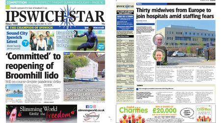 Ipswich Star – June 10, 2021