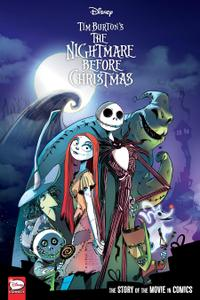 Disney Tim Burtons the Nightmare Before Christmas-The Story of the Movie in Comics 2020 digital Salem