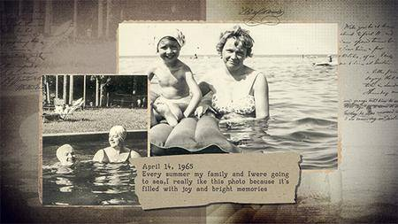 History In Photographs 2 - Project for After Effects (VideoHive)