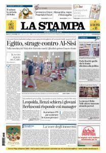 La Stampa Imperia e Sanremo - 25 Novembre 2017