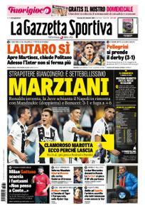 La Gazzetta dello Sport Sicilia – 30 settembre 2018
