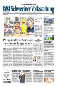 Schweriner Volkszeitung Hagenower Kreisblatt - 14. August 2019