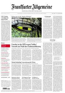 Frankfurter Allgemeine Zeitung F.A.Z. - 29. Mai 2019
