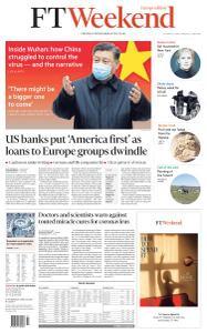 Financial Times Europe - April 25, 2020