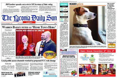 The Laconia Daily Sun – December 06, 2018