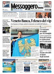 Il Messaggero Veneto - 5 Agosto 2016