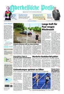 Oberhessische Presse Marburg/Ostkreis - 08. August 2018