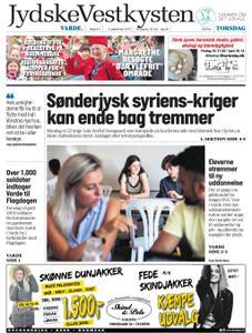 JydskeVestkysten Varde – 05. september 2019