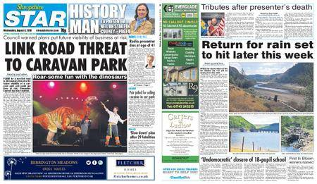 Shropshire Star Shrewsbury Edition – August 08, 2018
