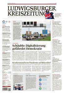 Ludwigsburger Kreiszeitung LKZ - 11 Mai 2021
