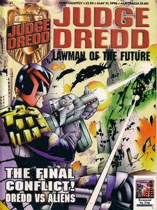 Judge Dredd - Lawman of the Future 023 1996-05-31 Zeg