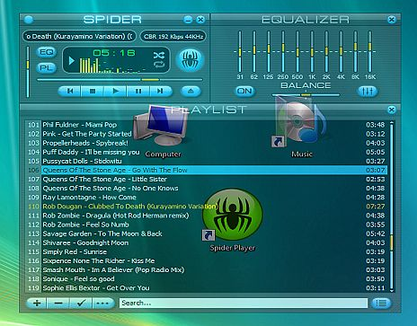 Spider Player Pro 2.3.9.9 Multilang Portable