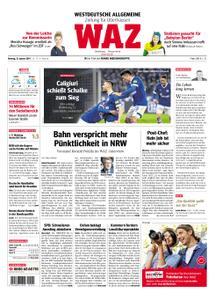WAZ Westdeutsche Allgemeine Zeitung Oberhausen-Sterkrade - 21. Januar 2019