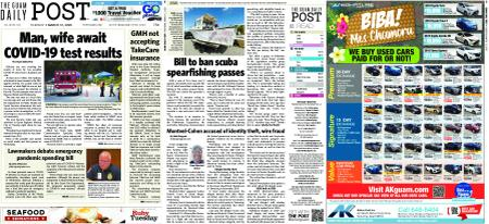 The Guam Daily Post – March 12, 2020