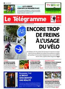 Le Télégramme Auray – 14 décembre 2019