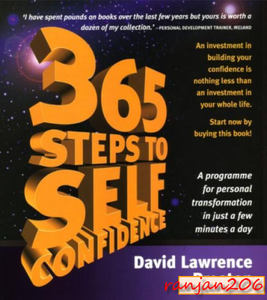 365 Steps to Self-Confidence A Program for Personal Transformation