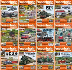 Eisenbahn Magazin - Full Year 2019 Collection