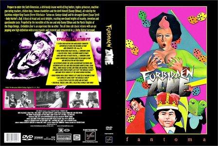 Forbidden Zone (1982)