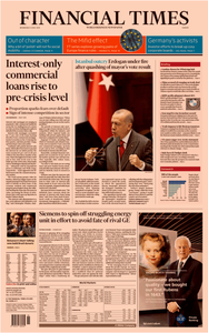 Financial Times Europe – 8 May 2019