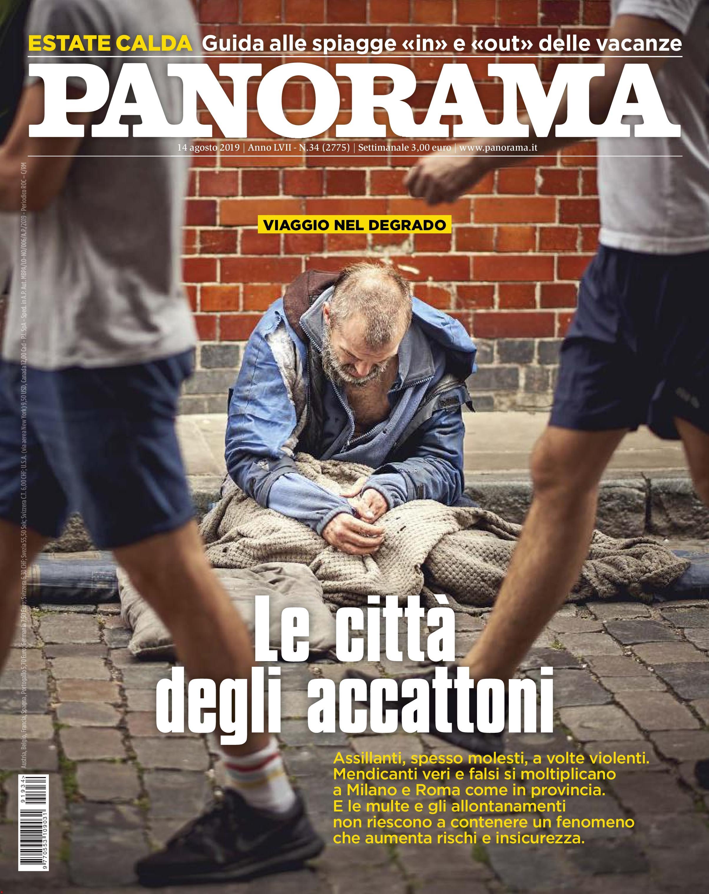Panorama Italia N.34 - 14 Agosto 2019