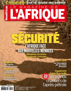 New African, le magazine de l'Afrique - Mars - Avril 2015