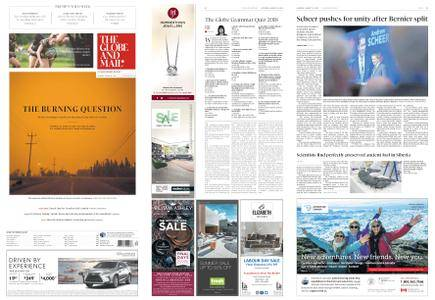 The Globe and Mail – August 25, 2018