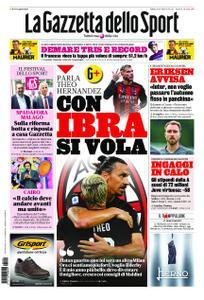 La Gazzetta dello Sport Roma – 10 ottobre 2020