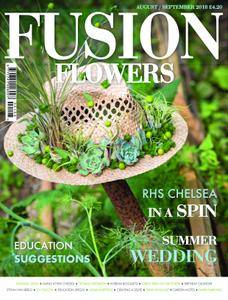 Fusion Flowers – August 2018