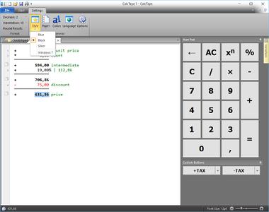 Schoettler CalcTape Pro 6.0.2 Multilingual