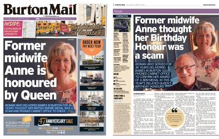 Burton Mail – October 10, 2020