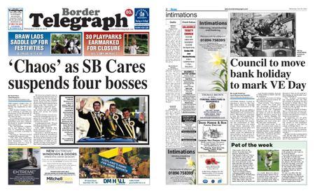 Border Telegraph – June 26, 2019