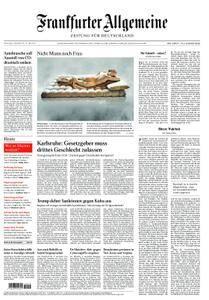 Frankfurter Allgemeine Zeitung F.A.Z. - 09. November 2017