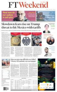 Financial Times Asia - June 1, 2019
