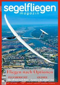 Segelfliegen - Juli-August 2020